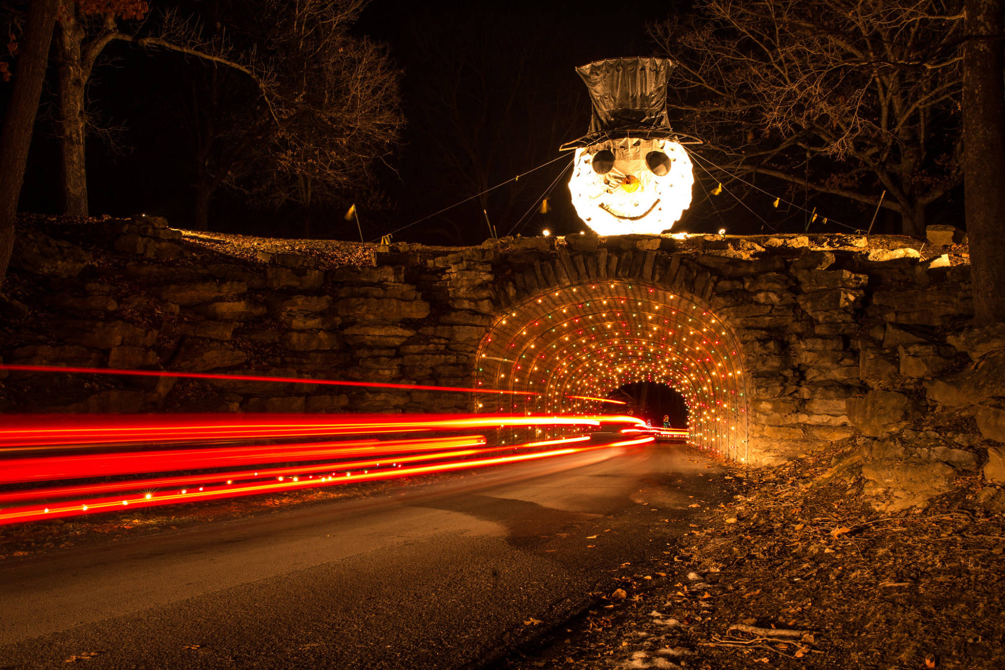 Krug Park St Joseph Mo Christmas Lights 2021 See The Light In St Joseph Uncommon Character St Joseph Mo